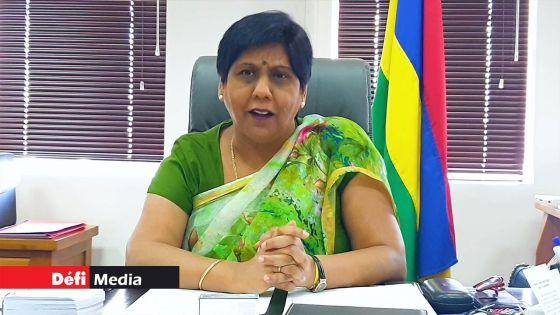 Éducation: Leela Devi Dookun-Luchoomun tiendra une conférence de presse à 16 h 30