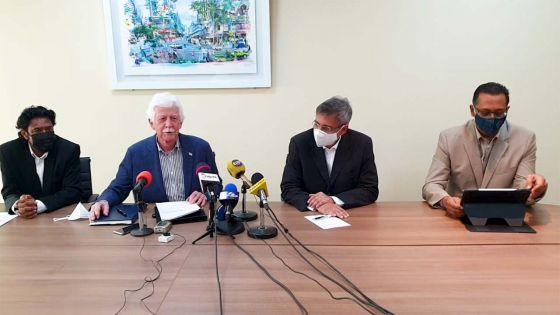 Débats budgétaires : l'alliance de l'Espoir dénonce une tentative de museler l'opposition en ne lui réservant aucune tranche pour s'exprimer