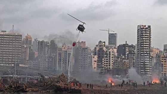 Explosions à Beyrouth : les Mauriciens au Liban sains et saufs, assure le consul honoraire