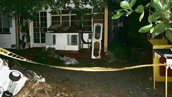 Kistnen tué après avoir violenté son épouse Swasti -L'enfant du couple : «Mo peur mo papa akoz li tortir mo mama»