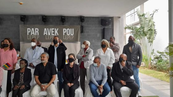 Linion Sitwayin Morisien de Bruneau Laurette se lance dans l'arène politique