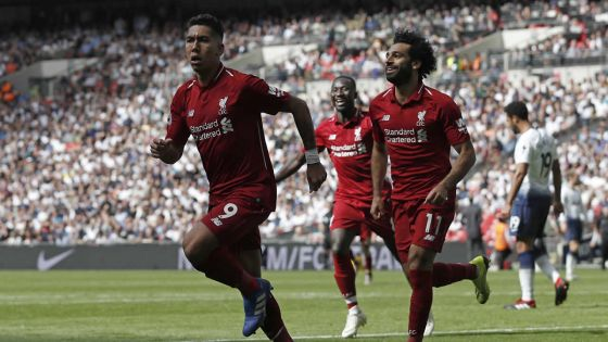 Premier League - 5e journée : liverpool remporte le choc face à Tottenham
