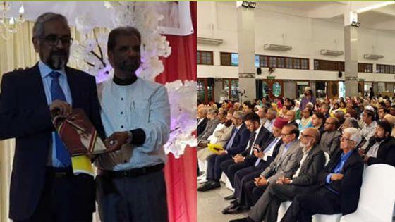 Le livre sur le Maulana Abdul Aleem Siddiqui lancé à Taher Bagh