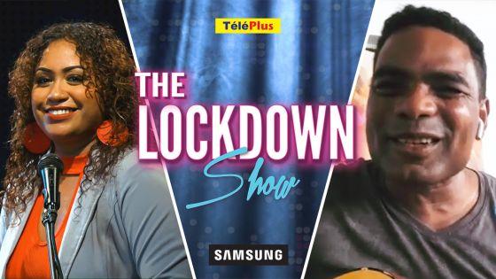 The Lockdown Show powered by Samsung : Vanessa Mathews accueille Denis-Claude Gaspard