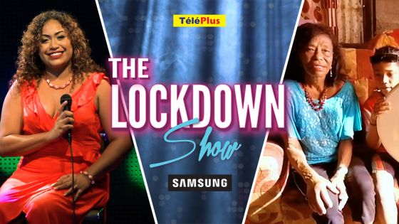 The Lockdown Show : Vanessa Mathews accueille Marie Josée Couronne