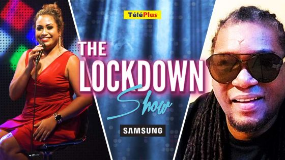The Lockdown Show powered by Samsung : Vanessa Mathews reçoit Blakkayo