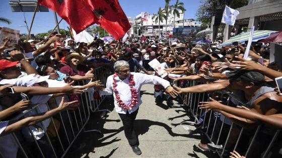 Sexe, Mondial et rock'n roll : les insolites des élections mexicaines