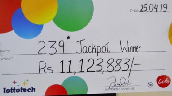 Loto : un policier a remporté le jackpot du mercredi 24 avril