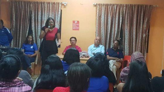 Réunion nocturne à Mont-Roches - Guito Lepoigneur et Lovena Sowkhee: «Aidez Bhagwan à prendre sa retraite»