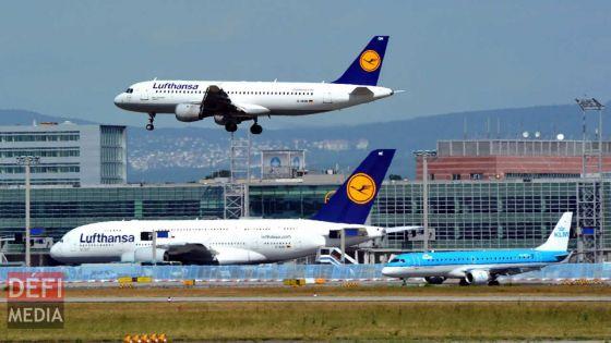 Lufthansa espère reprendre ses volsvers Maurice en fin d'année