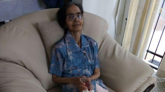 Rama Valayden :«Ma mère était mon guide, mon mentor, mon porte-bonheur»