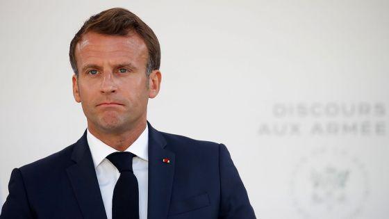France: Macron présente son programme post-Covid lors d'un 14 juillet sobre