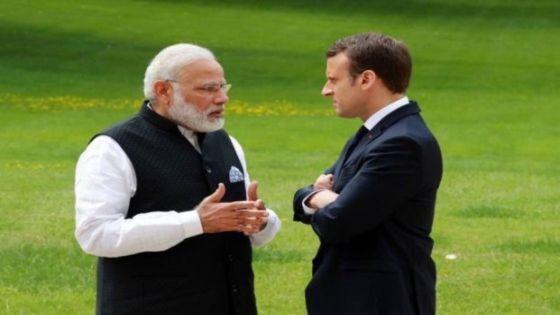 4 Minutes aux 4 Coins du Monde : le président français, Emmanuel Macron, invite l'Inde à la table du G7