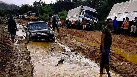 Madagascar : 21 morts et 20 disparus après de fortes pluies