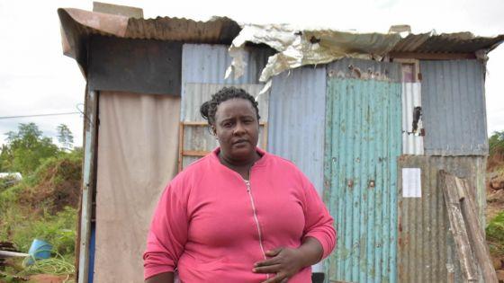 Ordre d'expulsion : Josie Génave ne sait plus où aller avec ses trois enfants dont un bébé de 4 mois