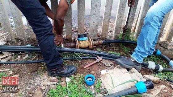Différend sur des coûts d'installation : Mahayooddun parle de frais exorbitants pourla connexion de son terrain au réseau de la CWA