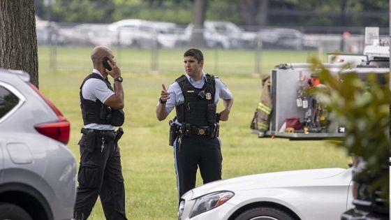 L'homme qui s'est immolé près de la Maison Blanche est mort de ses blessures