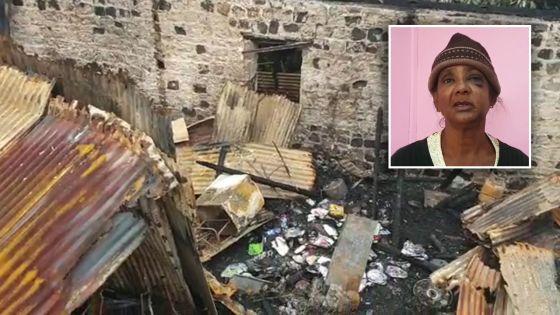 Maison incendiée à La-Rosa – le fils de Taramatee arrêté