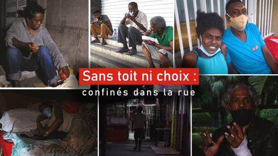 [Grand Reportage] Sans toit, ni choix : confinés dans la rue