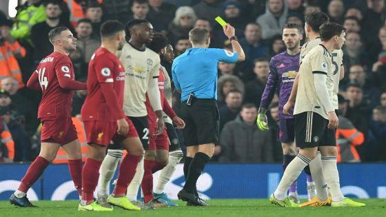 Angleterre: possible sanction contre Manchester United pour des protestations excessives