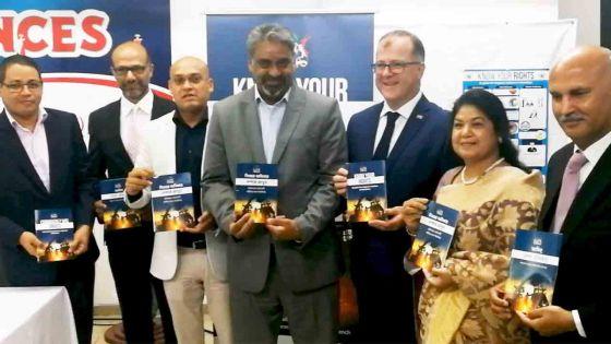 Lancement d'un livret sur les droits des travailleurs étrangers à Maurice