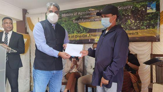 Compensation : Rs 7,5 millions décaissées en faveur des planteurs de thé