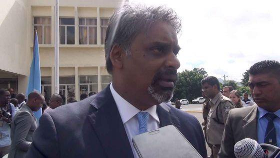 Lutte contre la criminalité : Maneesh Gobin plaide pour une meilleure collaboration entre les différents organismes à Maurice
