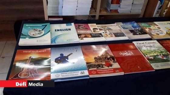 Les librairies invitées à faire parvenir une des relevés des livres en stock pour les grades 7 à 9 au ministère de l'Education