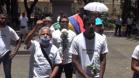 Port-Louis : marche pacifique pour réclamer justice pour Ayaan, 2 ans, battu à mort
