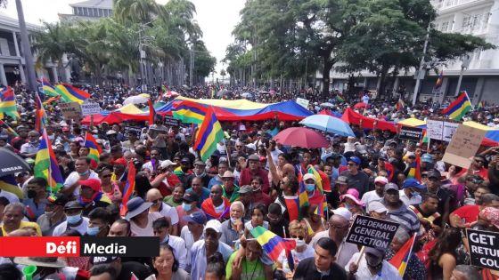 La visite officielle du ministre des Affaires étrangères de l'Inde à Maurice intervient au beau milieu d'une «agitation sociale» dans l'île, selon Times of India