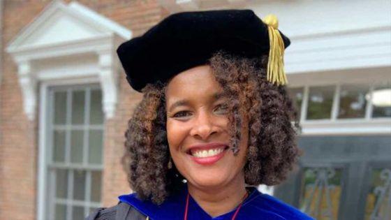 Elle s'appelle Marijuana et elle a obtenu un doctorat sur l'impact des prénoms