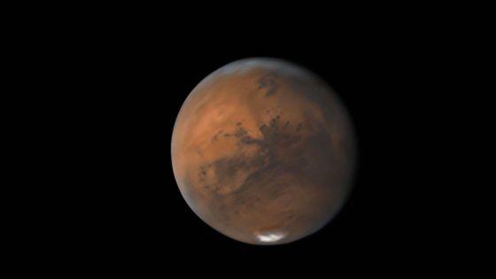 Astronomie : Mars au plus proche de la Terre ce 6 octobre