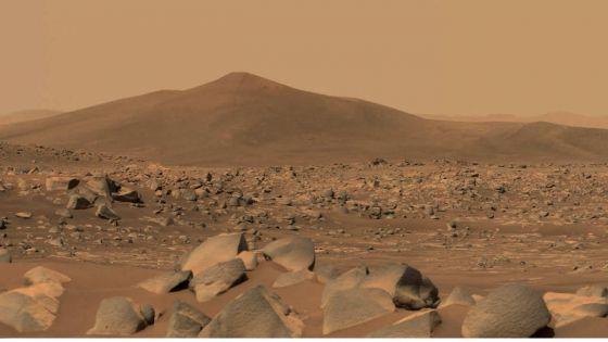 La Chine réussit à poser un petit robot sur Mars