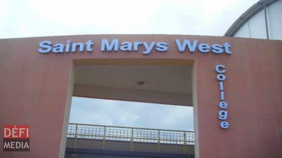 Cas suspect de la Covid-19 : le Saint-Mary's West College fermé demain