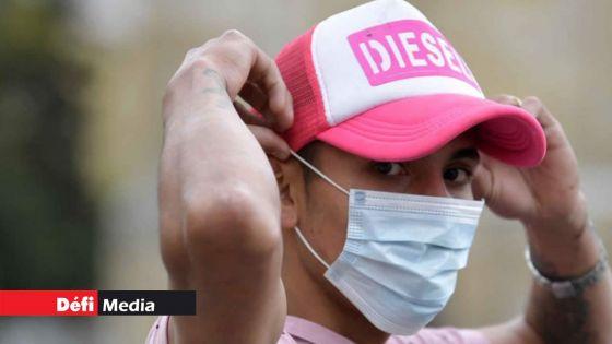 Covid-19 Act : plus de 600 personnes verbalisées pour non-port du masque