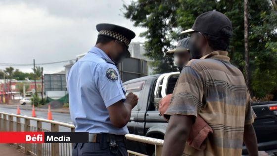 Non-port du masque : plus de 1200 personnes sanctionnées en trois semaines