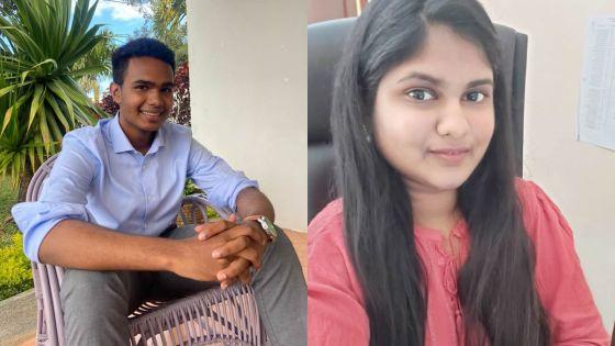 Mathieu Dacruz et Karishma Ansaram : deux délégués mauriciensau «Youth4Climate» en Italie