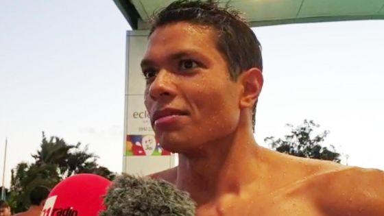 JIOI – Natation – Mathieu Marquet : «Je m'attendais à mieux»