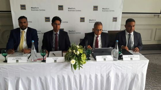 Lancement du SME Lokal Boost : des prêts aux entreprises de jusqu'à Rs 2 millions à un taux d'intérêt de 5,15 % proposés par la MauBank