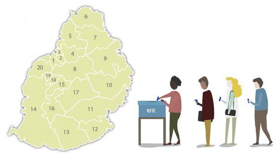 Découpage électoral : l'écart du nombre d'électeursse rétrécit entre les circonscriptions