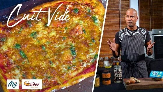 Cuit Vidé : découvrez la «Pizza Margherita»