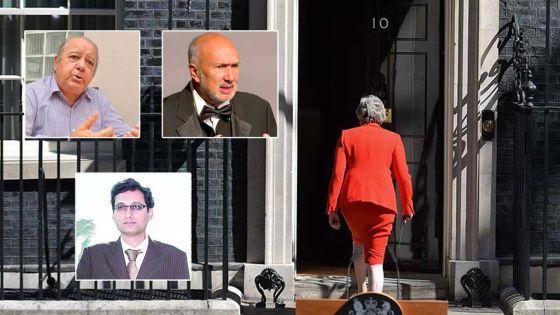 Chagos : la position britannique restera la même après la démission de Theresa May, selon des observateurs politiques