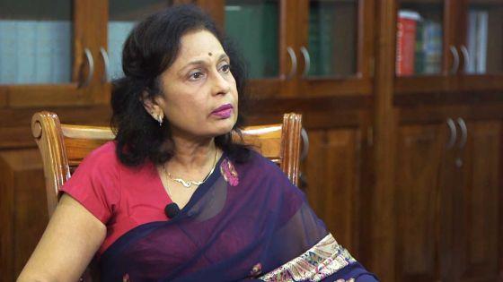 Polémique sur le transfert des questions adressées aux ministres : Maya Hanoomanjee met les points sur les «i»