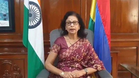 Inde : la haute commission n'a pas les moyens de soutenir financièrement les Mauriciens bloqués, indique Maya Hanoomanjee