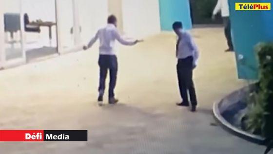 «Violente altercation» à la MBC : Shiam Persand porte plainte contre Anooj Ramsurrun au ministère du Travail