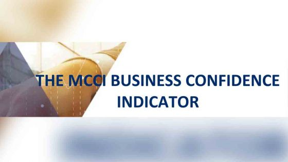 MCCI : l'indice de confiance des entreprises en hausse