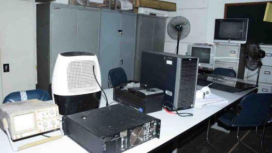 Vol au Mcine à Trianon : des appareils valant Rs 5 millions emportés
