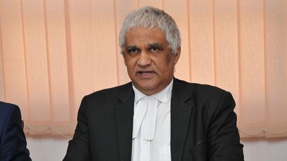 Rama Valayden: «Il faut maintenant une opération mani pulite dans l'affaire Kistnen»