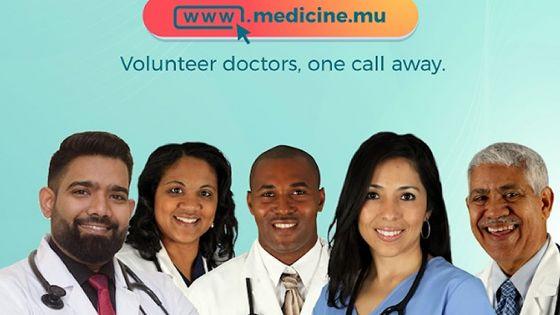 Des médecins volontaires montent une plateforme en ligne