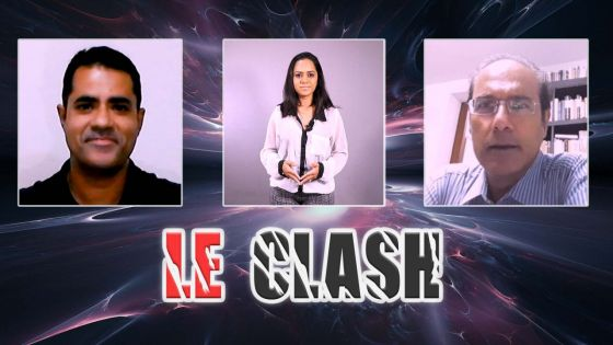 Le Clash - Squatters : Steven Obeegadoo et Fabrice David croisent le fer